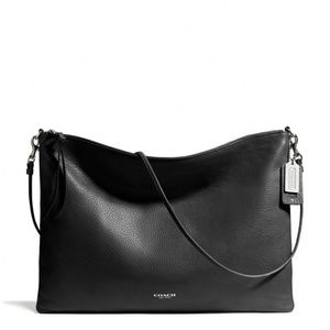 Coach Bleecker Daily Shoulder Bag in Leather
